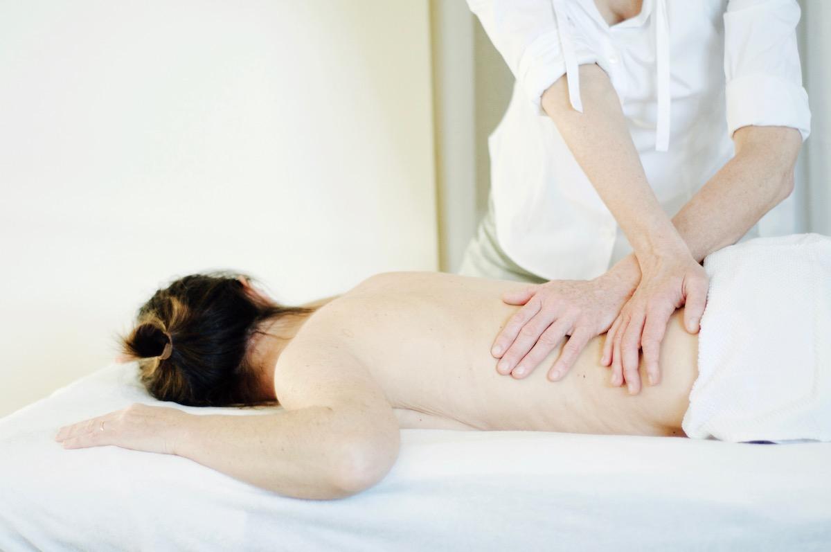massage relaxant molitg